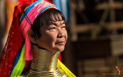 Karen Long Neck beautiful Women