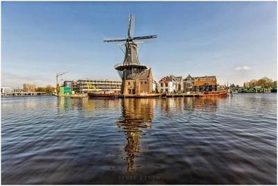 HAARLEM DE ADRIAAN  NETHERLANDS