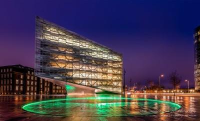 Denmark - Copenhagen Building