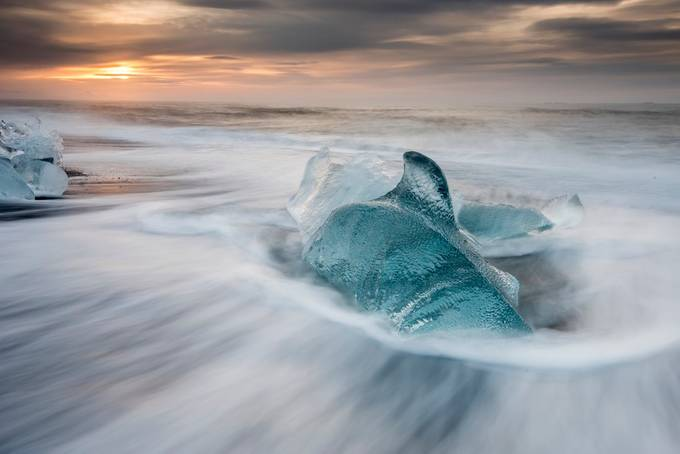 Ice Dolphin by robheath - Iceland The Beautiful Photo Contest