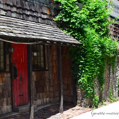 alley door2