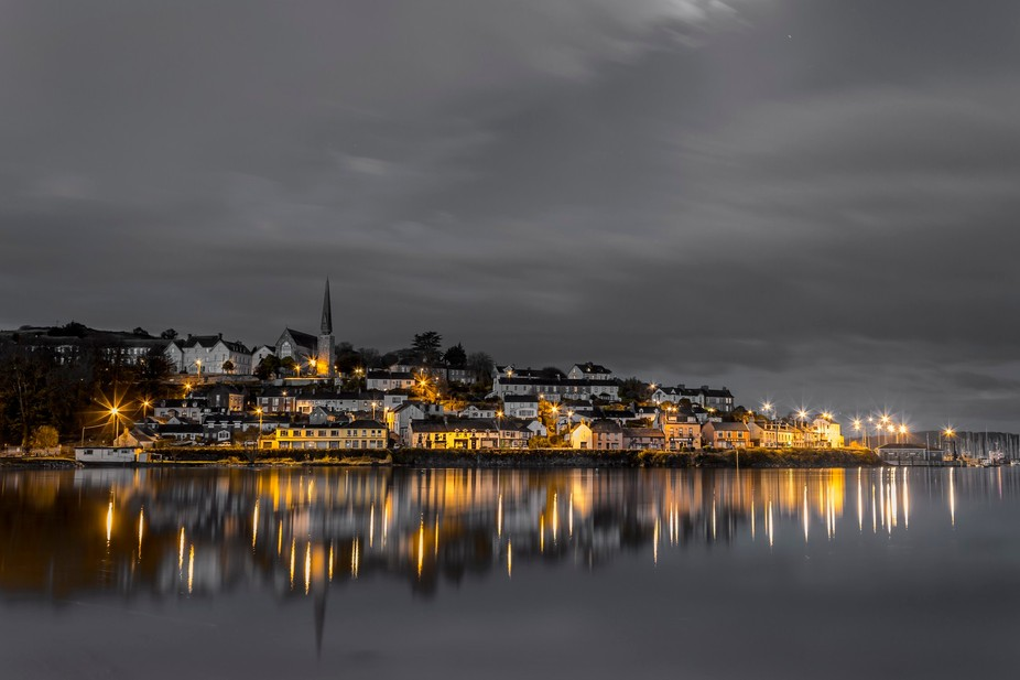 Taken on a cold morning before work in Crosshaven, Co. Cork. I think this angle really showcases ...