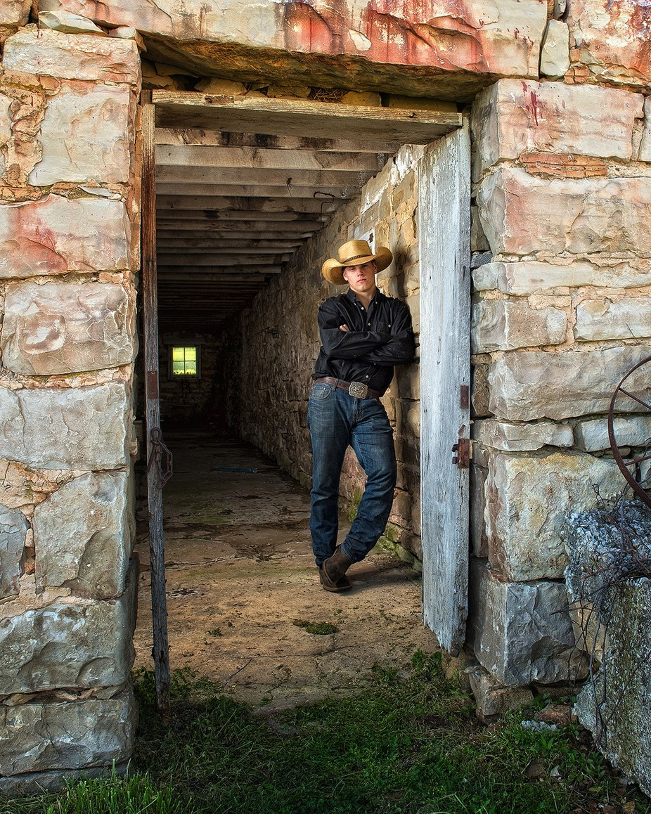 """"""" The Barn Door """" by ronmcginnis - Fill Flash Photo Contest"""