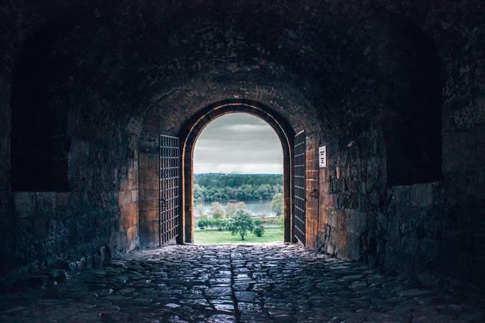 Passage by Danuberiverchild - Dark And Bright Photo Contest
