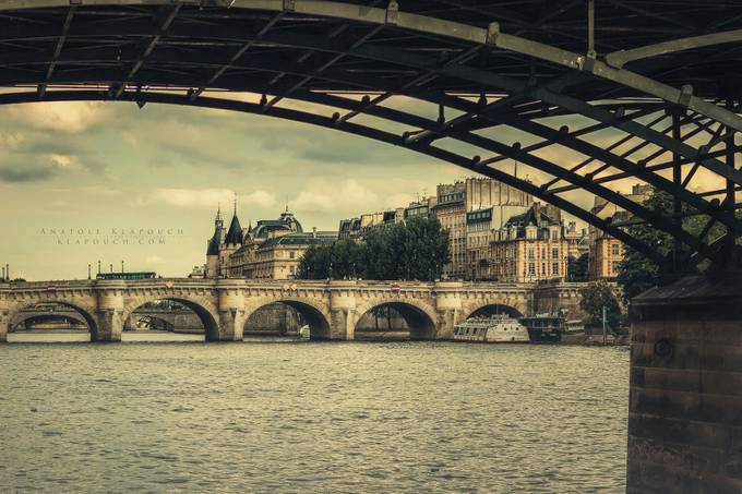 La Seine by klapouch - Paris Photo Contest