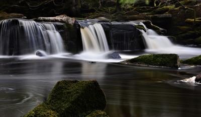 Yorkshire Bridge Falls