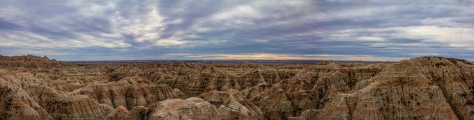 Badlands by kellymarquardt - National Parks Photo Contest