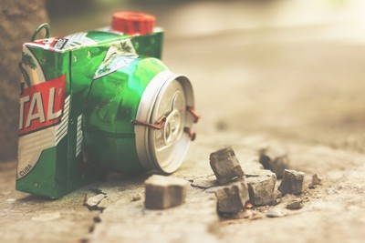 Photo camera can