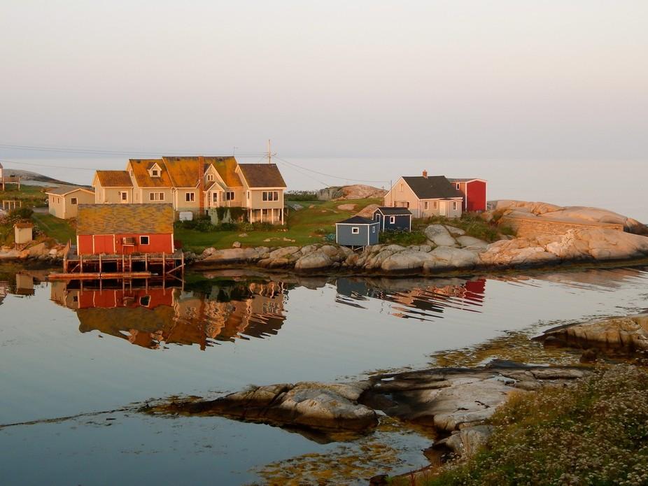 Peggy\'s Cove, Nova Scotia, Canada