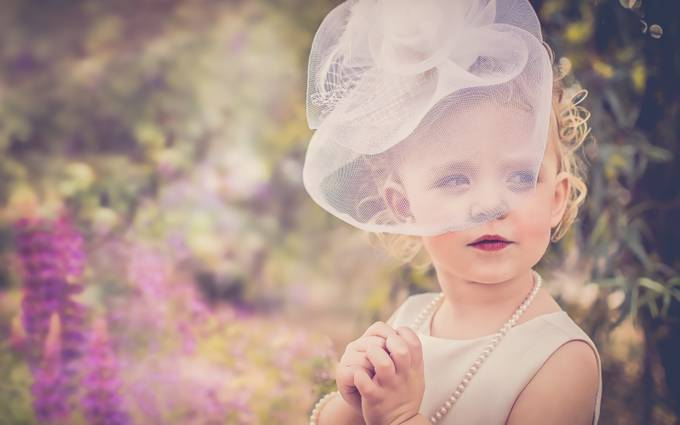 Lavender by KDRphotography - Environmental Portraits Photo Contest