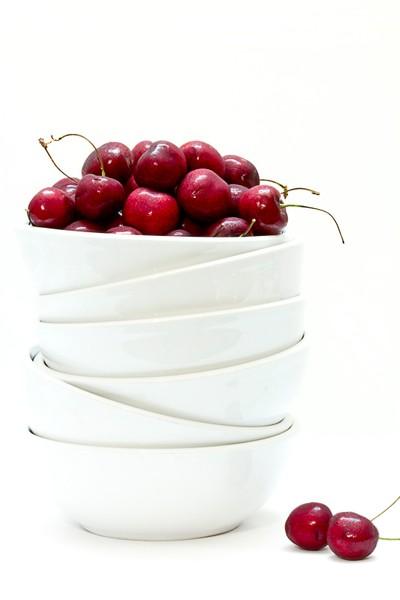 Bowls & Cherries
