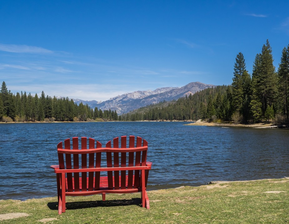 Hume Lake, Sequoia National Park