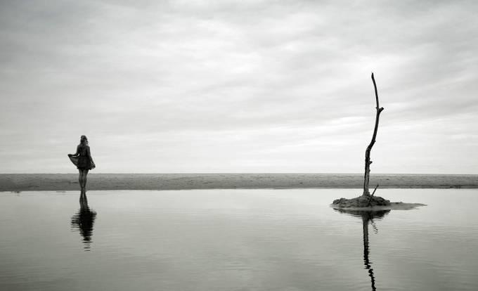 In the sea by jevgenijscolokov - Opposites Photo Contest