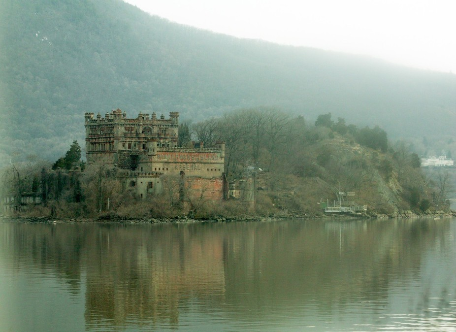 Castle in the River