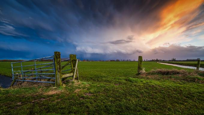 Dutch Storm by albertdros - Fences Photo Contest
