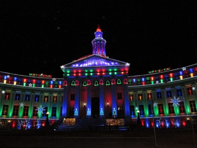City and County Holiday Lights