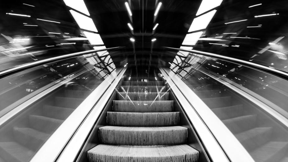 Done in Nürnberg Underground