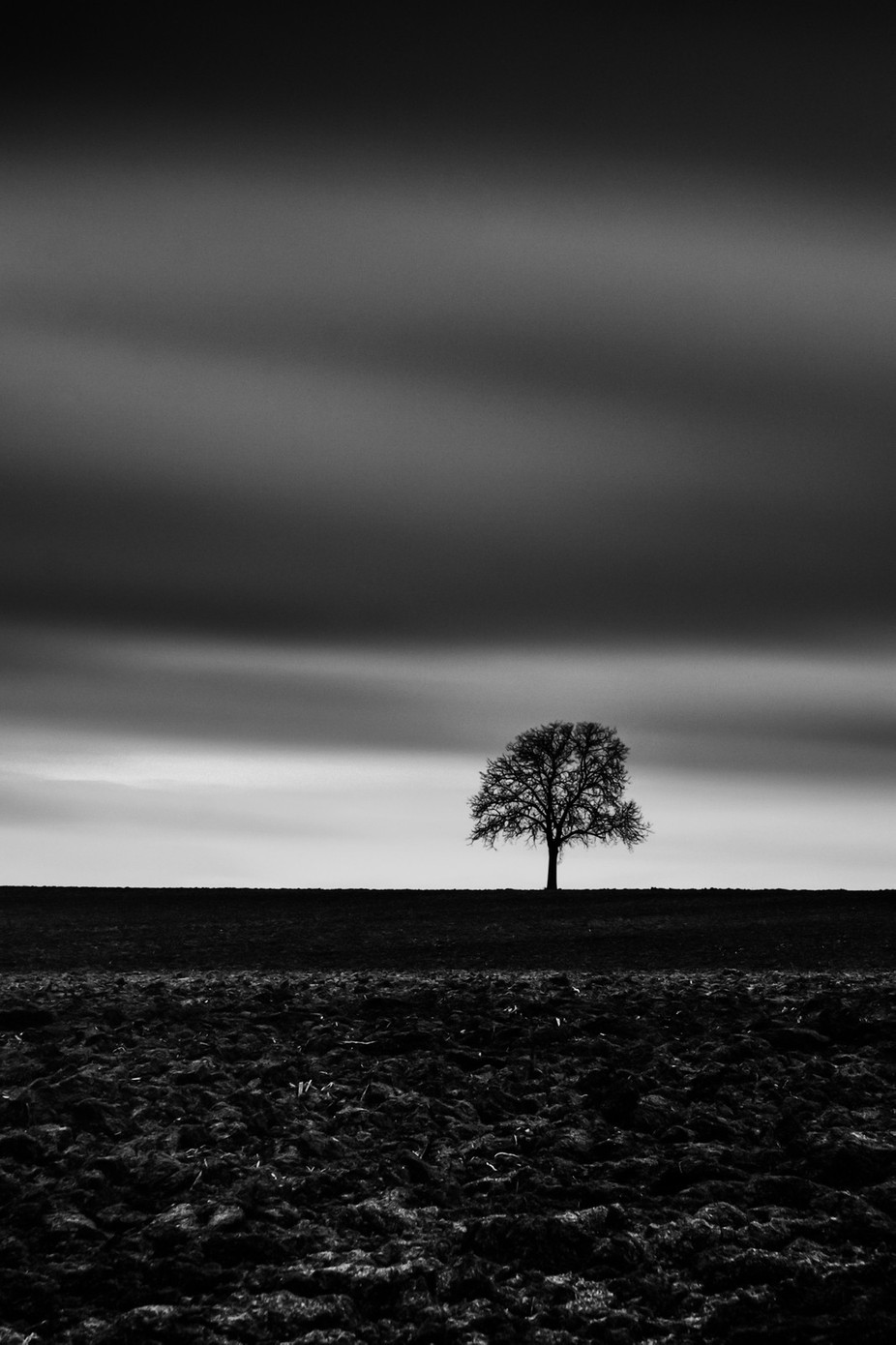 Lonely by matayosoixantequatorze - The Moving Clouds Photo Contest
