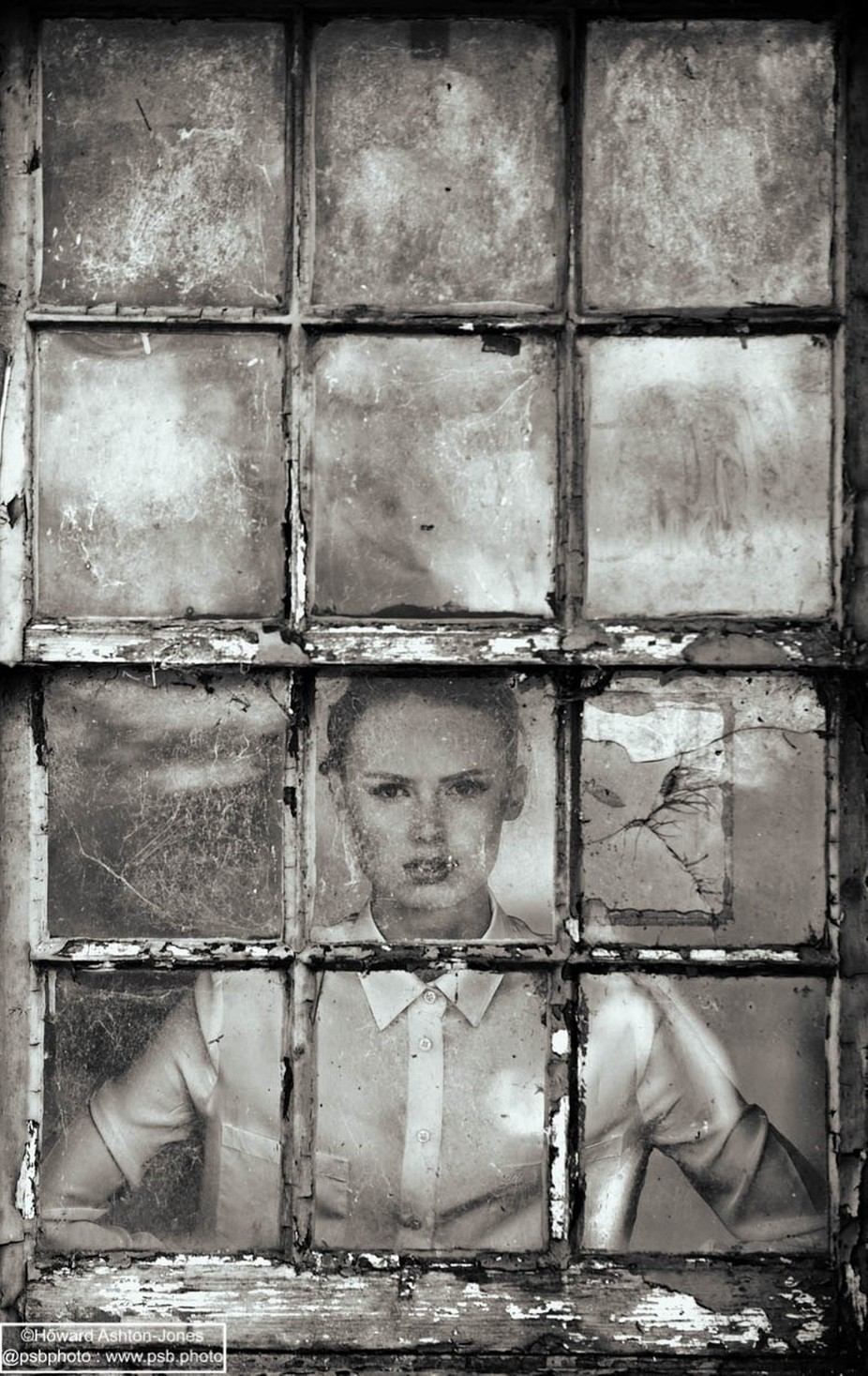 Girl in the Window by howardashton-jones - Once Upon A Time Photo Contest