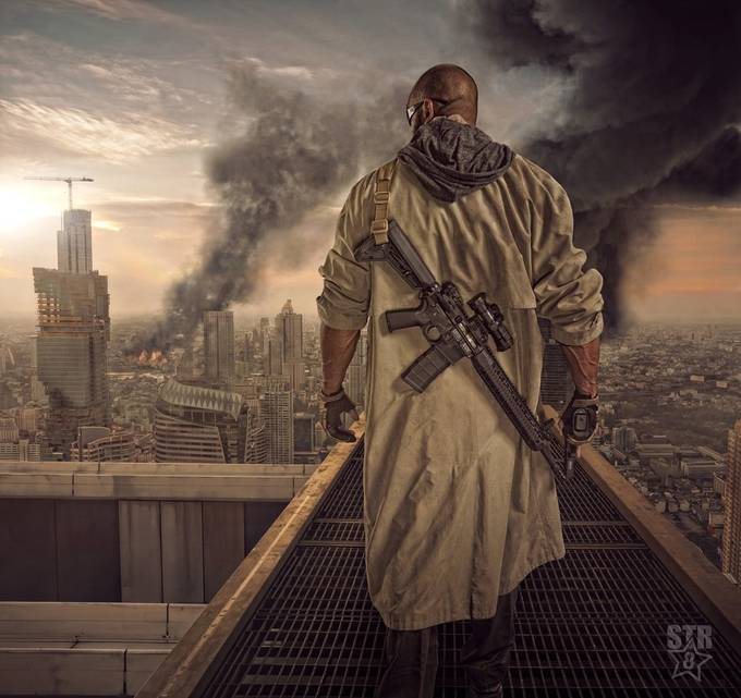 The Nomad by Straight8photo - Layers and Composition Photo Contest