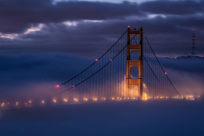 SF night by KaroKrauzPhotography - Long Exposure Views Photo Contest