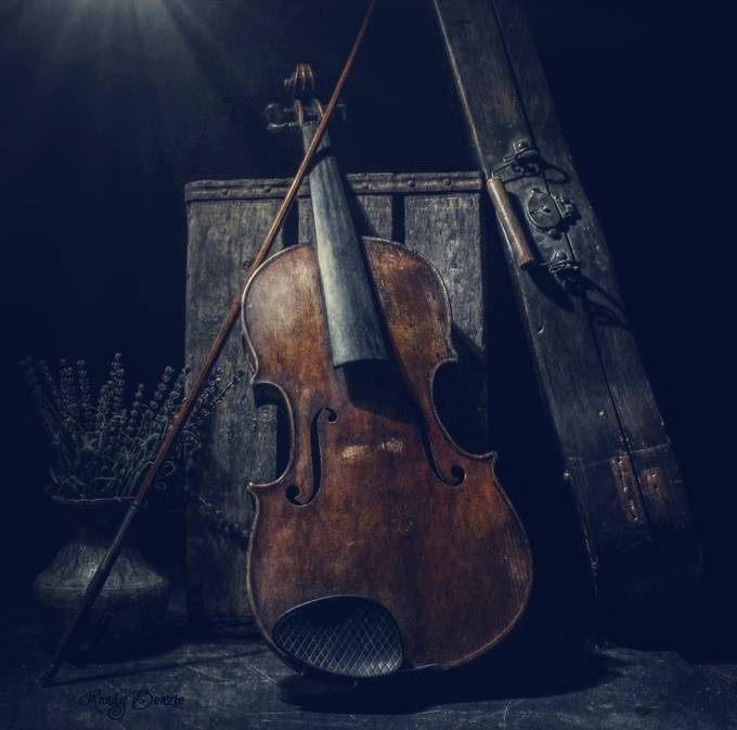 In Memory of Em - Redux by randybenzie - Musical Instruments Photo Contest