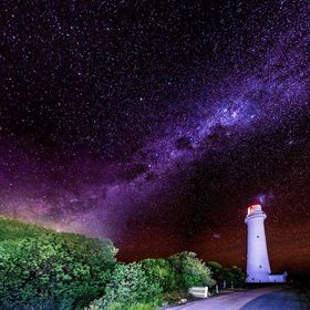 Great place to photograph the Milky Way in Australia