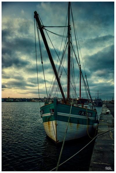 Saint Malo Harbour