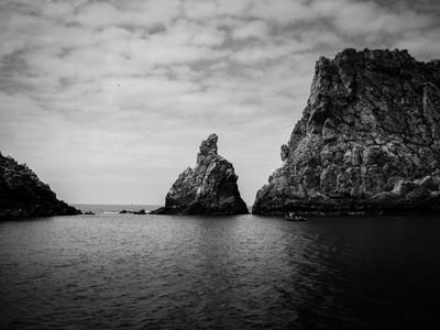 Bretagne Cliffs Rock