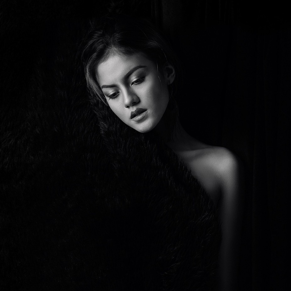 JUST ME by AlfonKlepon - Dark Portraits Photo Contest