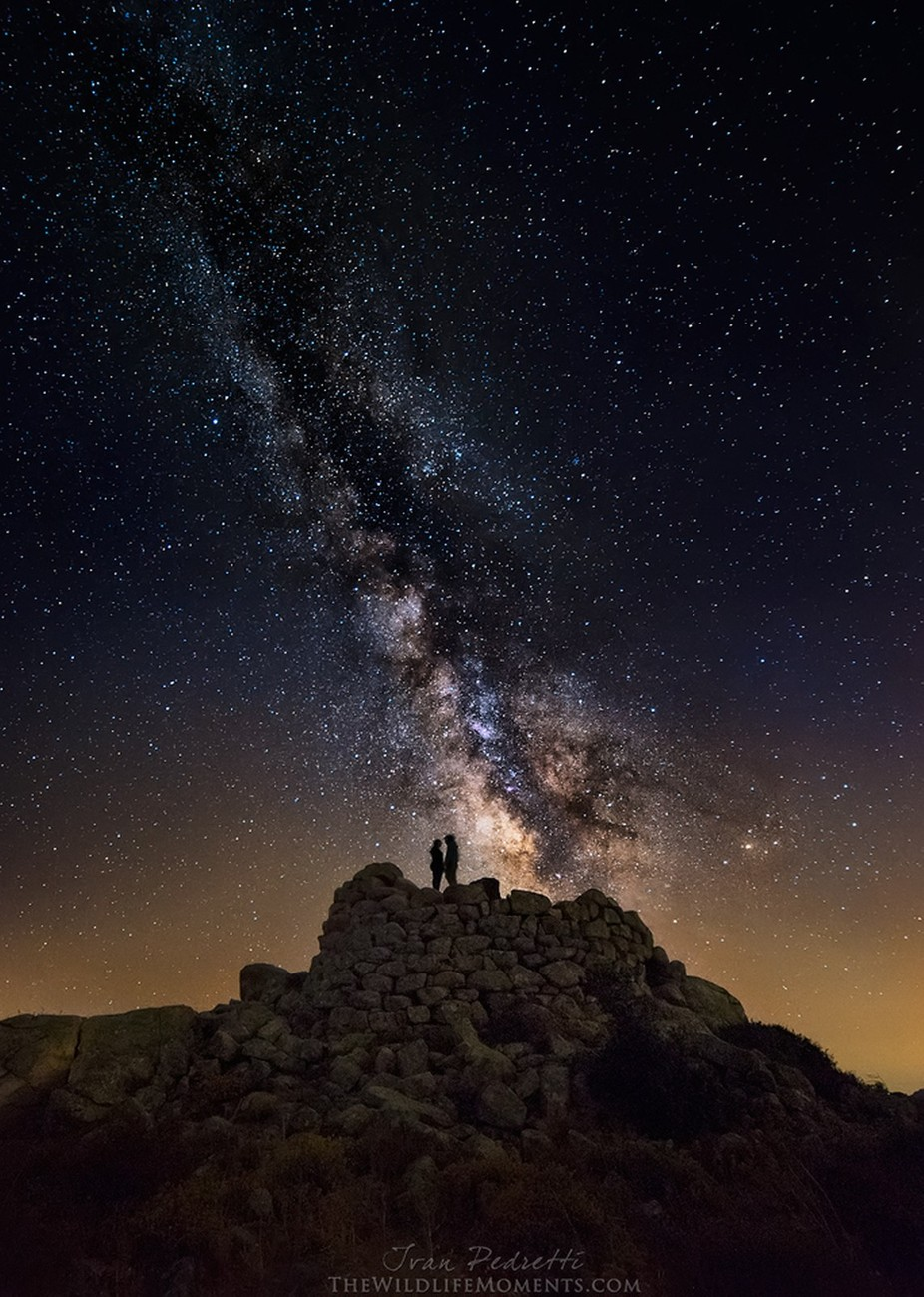 starry lovers by wildlifemoments - Couples In Love Photo Contest