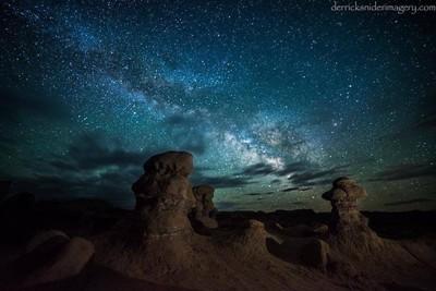 Stormy Goblin Milky Way