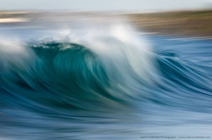 Powerful wave by marcocalandra89 - The Ocean Photo Contest