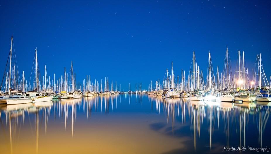 Manly Boat Harbour Brisbane