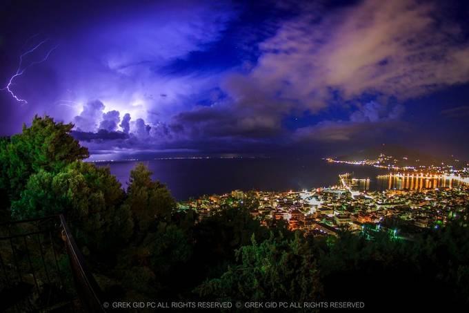 Zeus got mad..... by panoslykourgiwtis - Creative Travels Photo Contest