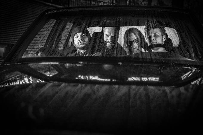 band in car by ahhdekker - Summer Road Trip Photo Contest
