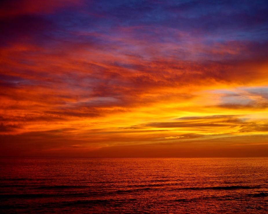 Holmes Beach Sunset