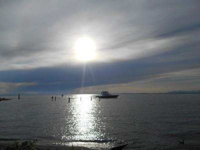Crescent Beach, White Rock BC.