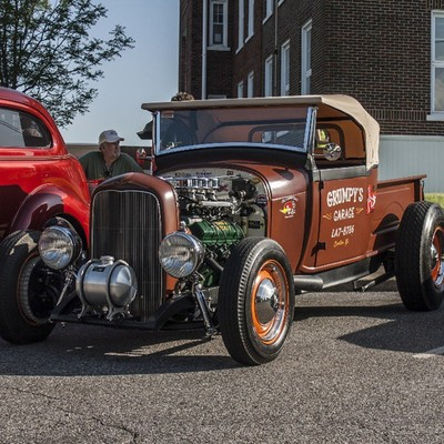 Ford Truck Roadster