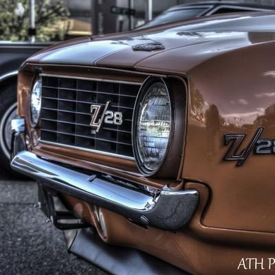 Chevy Camaro Grille
