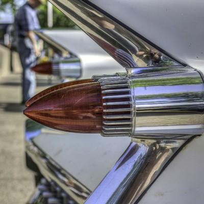 Cadillac Tail LIghts