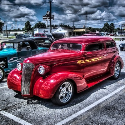 Chevy Street Rod