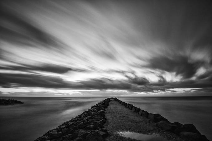 Brunswick 4 by DanMac - Depth In Black And White Photo Contest
