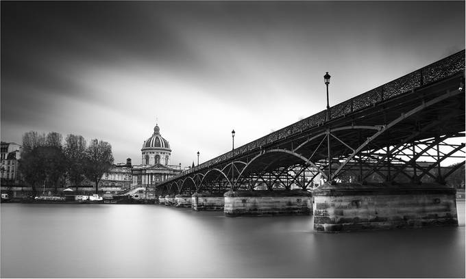 Padlock Bridge Paris by PaulKilleenPhotography - Paris Photo Contest