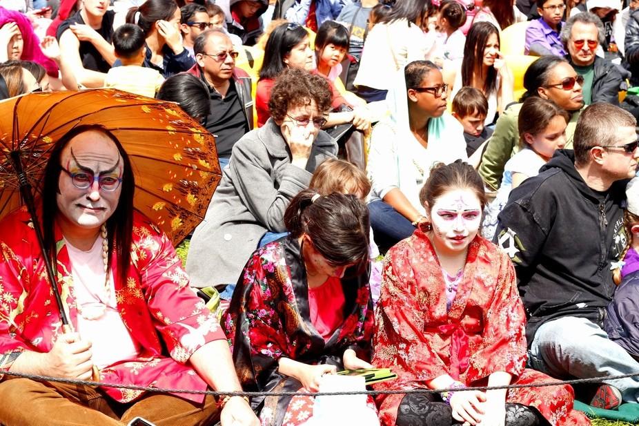 2015 Sakura Festival at the Brooklyn Botanical Gardens