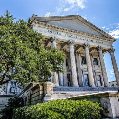 United States Custome House Charleston South Carolina