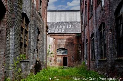 Steel Mill Trenton