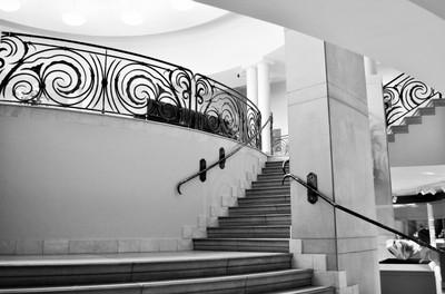 Dayton Art Institute Stairway