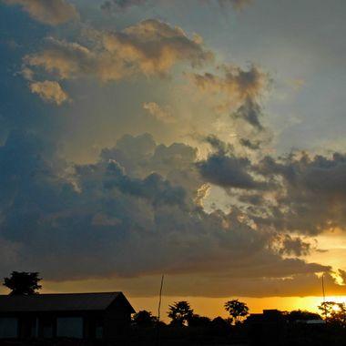 Ugandan Sunset