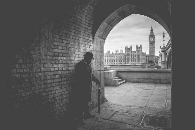 TBM Image 1 by byrnephotography - City Life In Black And White Photo Contest